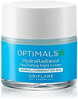Optimals HydraRadiance Night Cream for Normal/Combination Skin