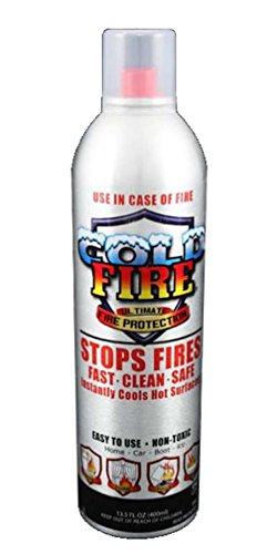Cold Fire 13oz- Ultimate Fire Protection