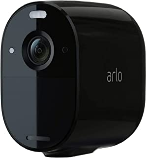 Arlo Essential Spotlight Home Security Camera System CCTV, Wi-Fi, 1080p, Colour Night Vision, 2-Way Audio, 6-Month Battery...