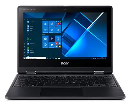 NOTEBOOK TRAVELMATE B3 11,6' UHD AG, PROCESSORE INTEL CELERON N4020, SSD PCIe 128GB, RAM 4GB DDR4, USB 3.1 X2, USB TYPE C X1, LAN, HDMI, WINDOWS 10 EDU