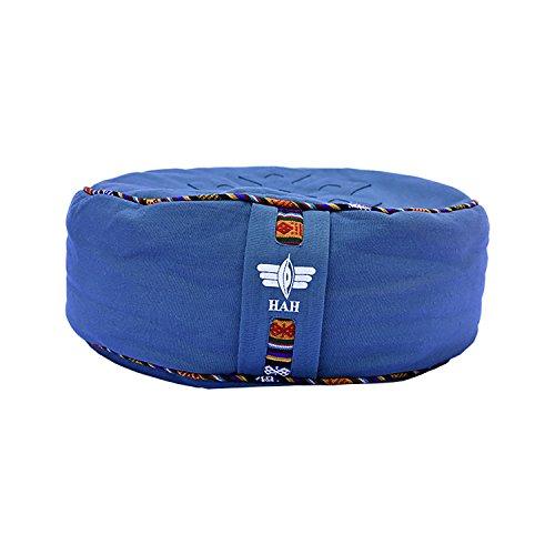 HAH Third Eye Meditation Cushion (Blue)