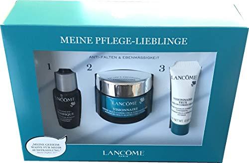 Lancôme - Lancome - Visionnaire - Set - Advanced Genifique Serum 7ml + Visionnaire Day Cream 15ml + Visionnaire Yeux 3ml