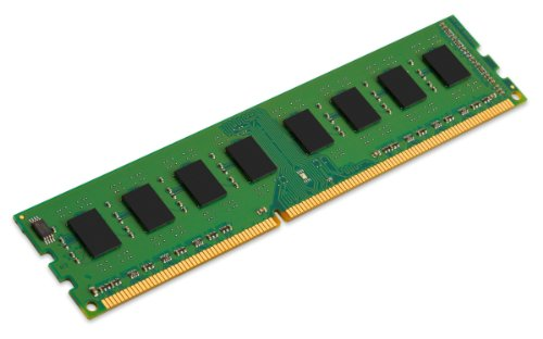 Kingston Technology Kingston ValueRAM 4GB 1333MHz PC3-10600 DDR3 Non-ECC CL9 DIMM SR x8 STD Height 30mm Memory (KVR13N9S8H/4)