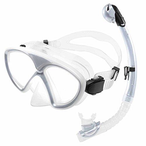 #DoYourSwimming Tauchermaske »SnorkelDiver« Schwimm-Maske/Swim Mask/Scuba Mask/Schnorchelmaske/Die perfekte Tauchmaske für das Schorcheln/Schnorchelset für Erwachsene und Jugendliche/schwarz