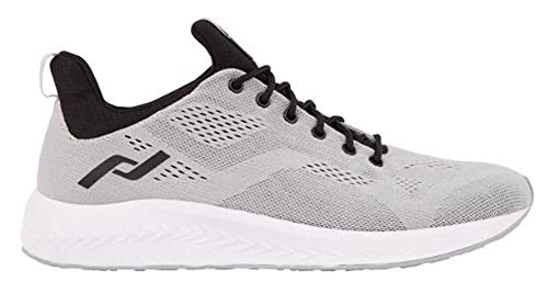 Pro Touch Herren Oz 1.0 Laufschuh, Grey/Black, 45 EU