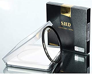Camera Filters - Benro 49 52 55 58 62 67 72 77 82 mm UV Filter SHD UV ULCA WMC Filter 52mm Waterproof Anti-oil Anti-scratc...