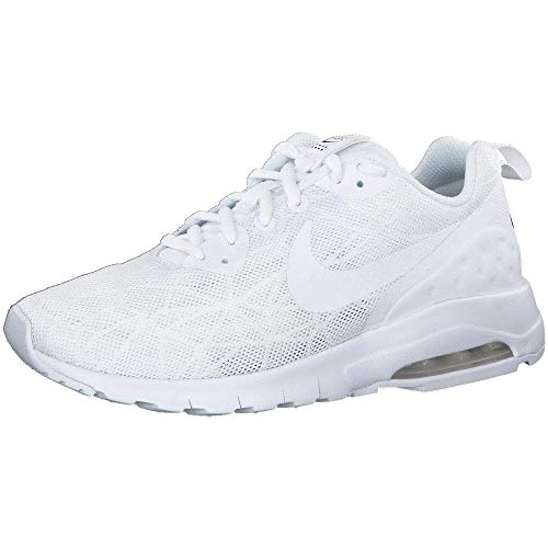 Nike Damen Sneaker Air MAX Motion LW Se, Zapatillas para Mujer, Blanco (White/White-Black 101), 44 EU