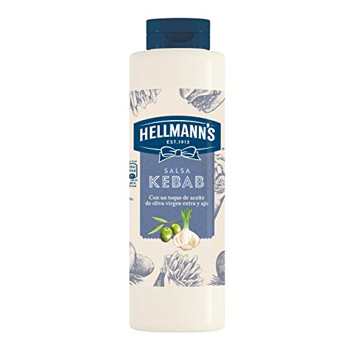 Hellmann's Casual Food - Salsa Kebab, 850 ml