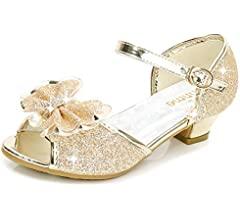 Sandals for Girls High Heel Wedding