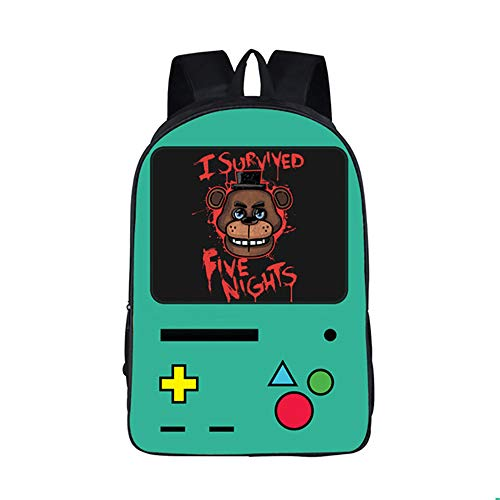 Backpacks,Game Console Series Backpacks,Game boy Series Student Backpacks,wear-Resistant and Comfortable 16 inches.Accept Customization 9