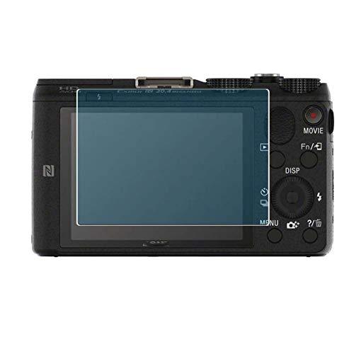 Vaxson 3-Pack Anti Luce Blu TPU Pellicola Protettiva, compatibile con Sony Cyber-shot DSC-HX60, Screen Protector Film [ Non Vetro Temperato ]