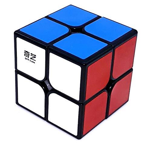 Cubo Magico Profissional 2x2x2 Qidi Qiyi Preto