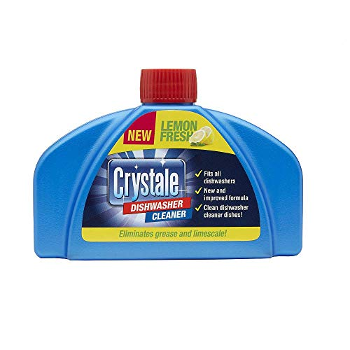 Crystale Dishwasher Cleaner Lemon 250ml