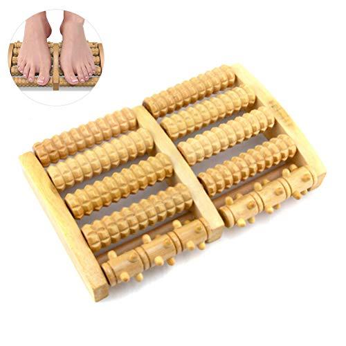 Massage Roller Holz Massage-Roller,Massagerolle für Entspannung im