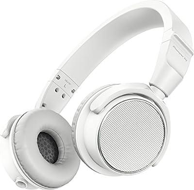 Pioneer DJ - HDJ-S7-W Professional on-ear DJ headphones, White by Pioneer Dj