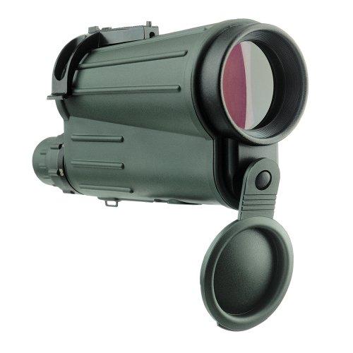 Yukon Spektiv 20-50x50 wasserdicht mit variabler stufenloser Vergrößerung und Mehrschichtvergütung, Stativanschlussgewinde, inklusive umfangreichem Zubehör
