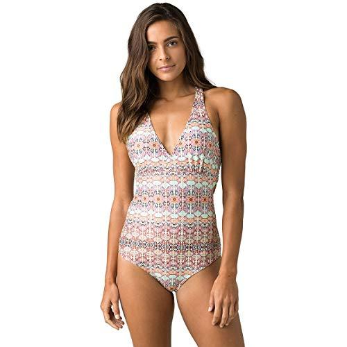prAna Atalia One-Piece Swimsuit - Women's Rosa Gypsy, S