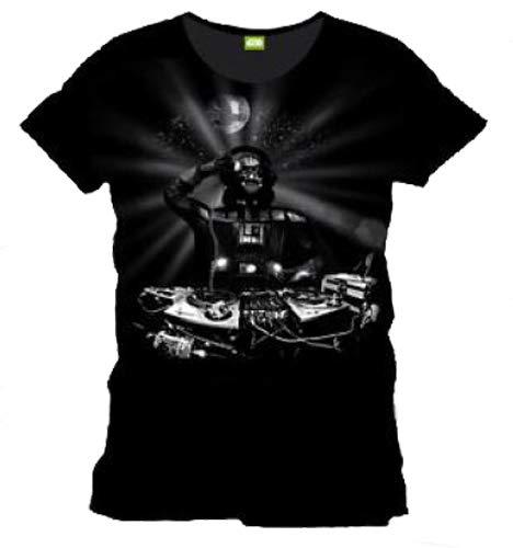 Star Wars - Darth Vader T-Shirt DJ - L