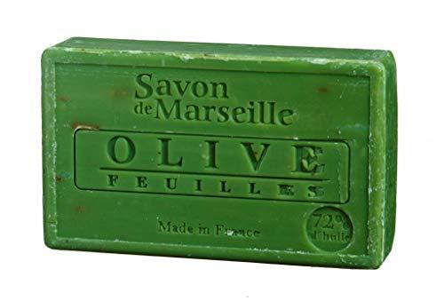 Le Chatelard Savon DE Marseille 72% Huile Olive Feuilles