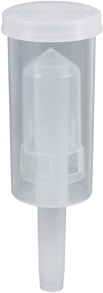 Zerodis Max 89% OFF Plastic Airlock One Way Max 41% OFF Sealed Check Water Exhaust Valv