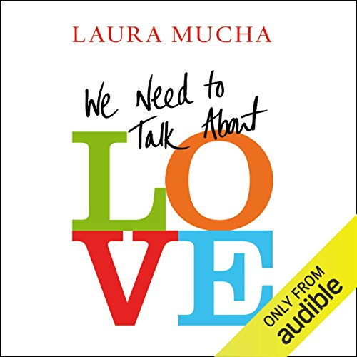 We Need To Talk About Love  By  cover art