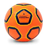 Lionstrike Balón de Fútbol Tamaño 4 Lite - Balón de fútbol Ligero de Entrenamiento para niños/niñas de 7 a 13 años