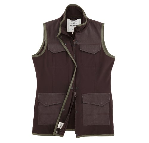Smith & Wesson Women's Technical Hybrid Vest, Size XX-Large - Walnut