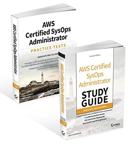 AWS Certified SysOps Administrator Certification Kit: Associate SOA-C01 Exam