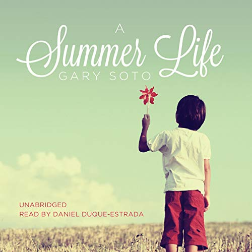 A Summer Life audiobook cover art