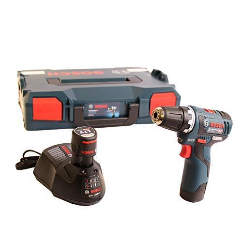 Bosch GSR 12V-20 Professional Accu-schroefboormachine, boormachine (1300 tpm, 1 cm, 3 cm, 20 Nm, 20 Nm, 18 Nm)