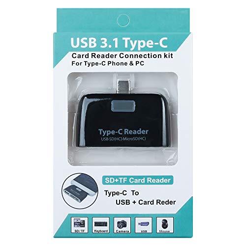 Shot Case 36709Kit de (3en 1) Adaptador Lector de Tarjeta SD/Micro SD/USB...