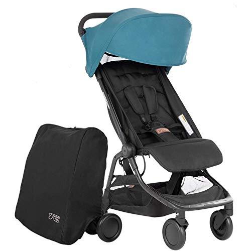 Mountain Buggy Nano V3 Stroller (Teal)