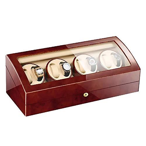 YLJYJ Reloj del cronógrafo de los Hombres, Reloj Multifuncional de los Deportes del Calendario Impermeable del Estudiante Masculino, A