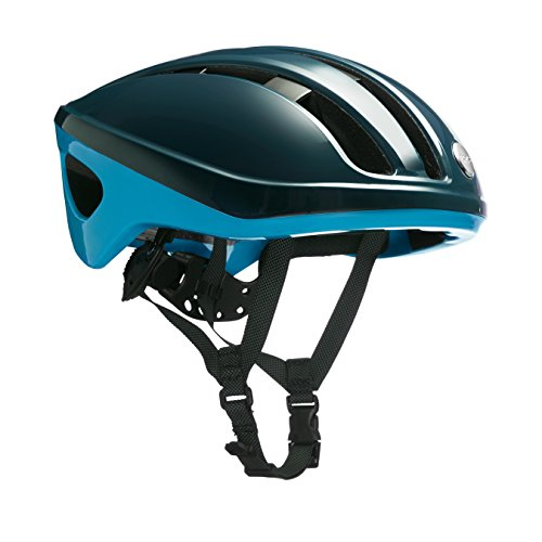 Brooks England Ltd Harrier Helmet Fahrradhelm, Teal/Baby Blue, Gr. M