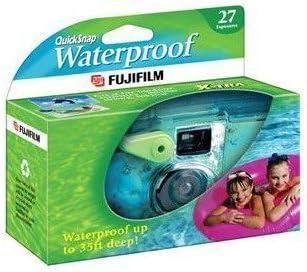 Fujifilm QuickSnap Waterproof 35mm