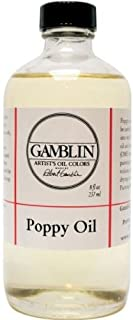 Gamblin Poppy Oil 8 oz.