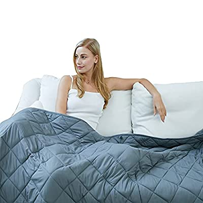 Amazon Promo Code for Adult Weighted Blanket 20lbs Queen Size 60 x 19102021041539