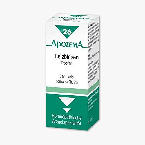 APOZEMA COMPLEX TROPFEN NR 26 REIZBLASEN CANTHARIS (50 ML)