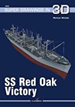 SS Red Oak Victory (Super Drawings in 3D)