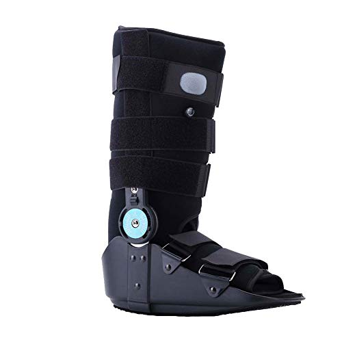 Walking Boot Cam Walker Boot for Stress Fracture, Sprained Ankle and Broken Foot - Medium