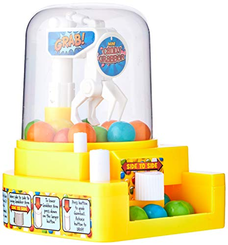 Rose Rose Candy Gumball and Jaw Breaker Candy Grabber Game