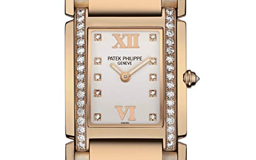 Patek Philippe Twenty4 Rose Gold 4920R-010 with Timeless White dial