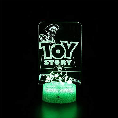 Cool Things for Boys Toy Story A Things for Bedroom 16 colores cambiantes de fútbol cumpleaños, Navidad, día de San Valentín, idea de regalo para fanáticos del deporte y niñas