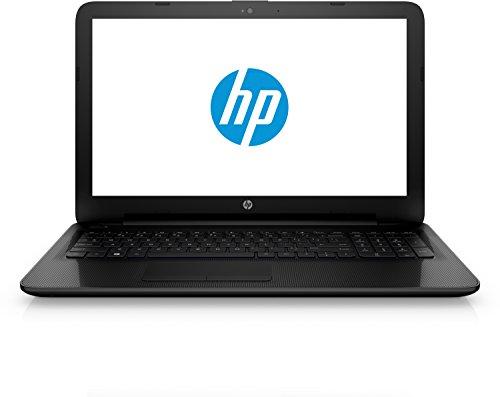 HP Laptop (15-af118ng) 39,6 cm (15,6 Zoll/FHD) Laptop (AMD A6-Serie APU, 1 TB HDD, 4 GB RAM, AMD Radeon (TM) 8400, Windows 10) schwarz