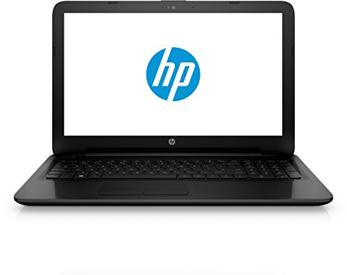 HP Laptop (15-af118ng) 39,6 cm (15,6 Zoll/FHD) Laptop (AMD A6-Serie APU, 1 TB HDD, 4 GB RAM, AMD Radeon (TM) 8400, Windows 10) schwarz