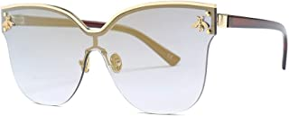 Fashion Large Frame Sunglasses Women Fashion Wild 100% UV Protection,C3