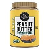 Peanut Butter Unsweetened Crunchy 1KG (No Added Sugar Vegan High Protein Keto)