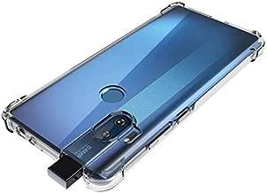 Capa Reforçada Bordas Motorola One Hyper Tela (6.5) + Pelí