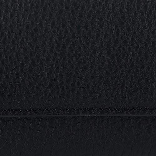 クロエ(Chloé)『グレインカーフスキン&シャイニーカーフスキン製「Aby」スモールトリフォールドウォレット』