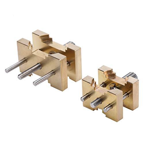 Accesorio de herramienta de reparación de relojes profesional Base de movimiento Tamaño compacto y soporte de herramienta fácil de llevar Accesorio para pasatiempos para uso artesanal para